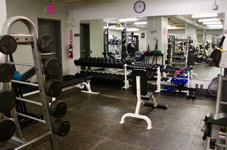 Fitness Center - Weight